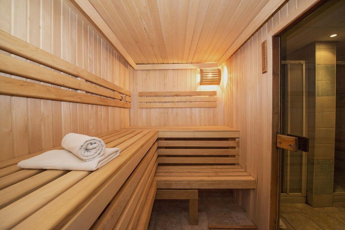 Saunieren nackt Sauna