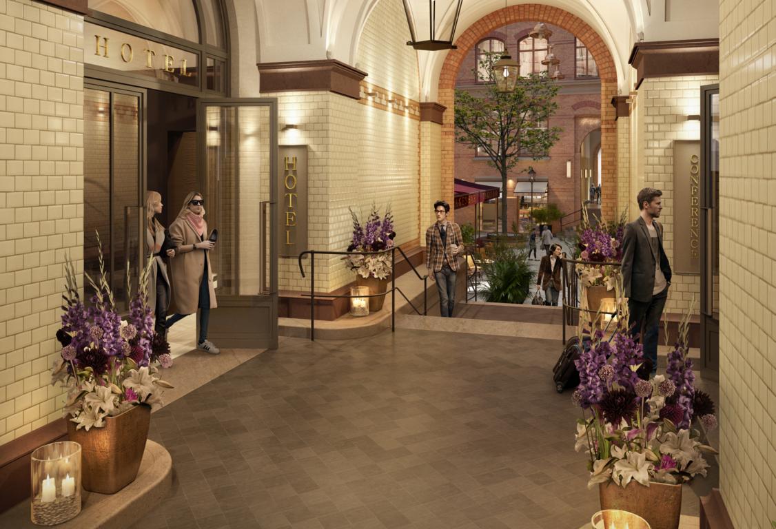 Tortue Design Hotel In Hamburg Eröffnet Tageskarte