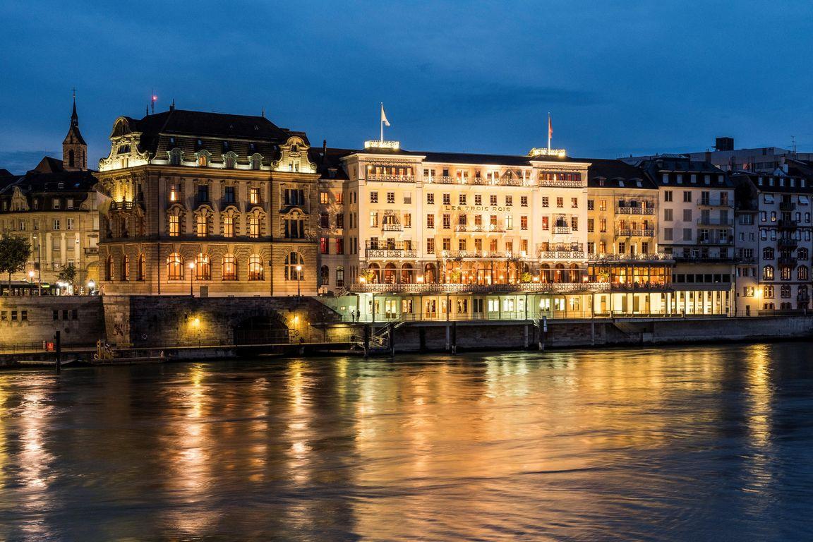 Grand Hotel Les Trois Rois Ist Das Gaultmillau Hotel Des Jahres 2020 In Der Schweiz Tageskarte