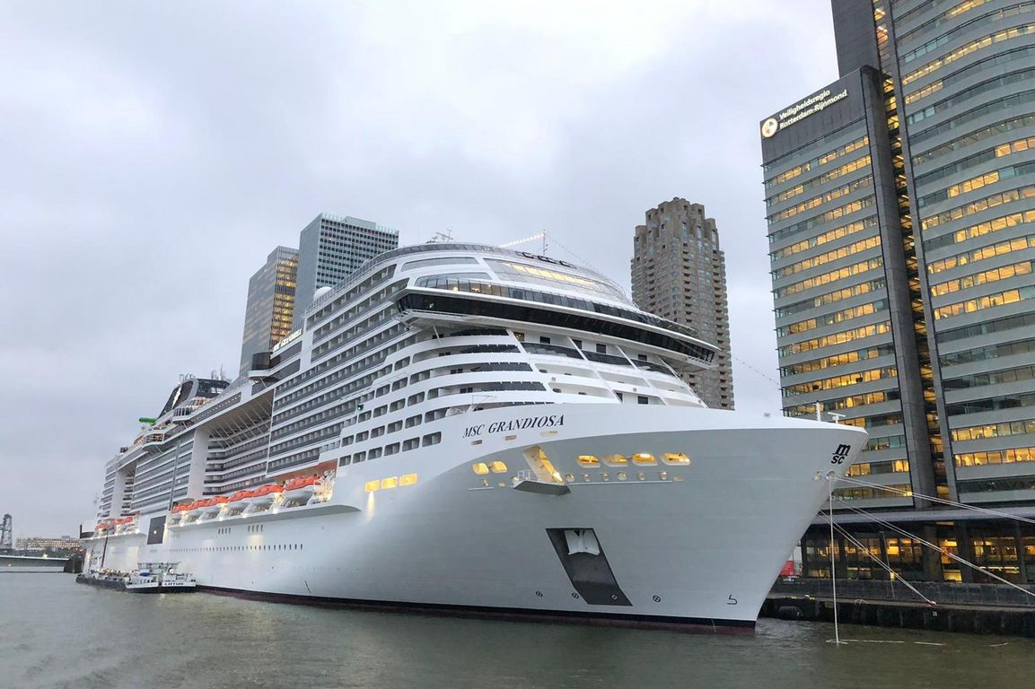 Das bietet das neue Kreuzfahrtschiff MSC Grandiosa: Tageskarte
