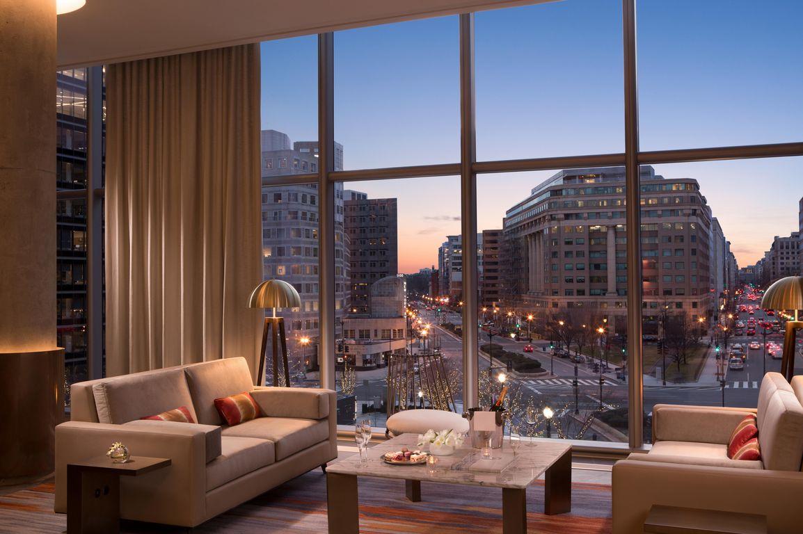 Hilton Er 246 Ffnet Conrad Hotel Und Hilton National Mall In