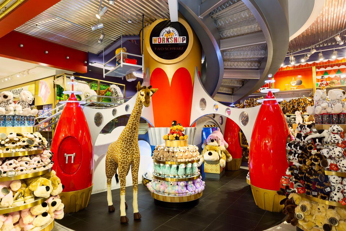 New York Spielzeugladen