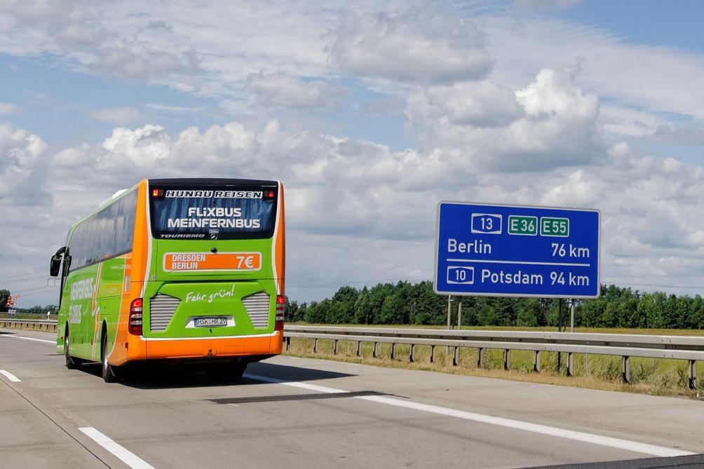 Flixbus Berlin Warschau