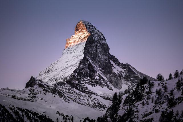 Zermatt Hochwasser