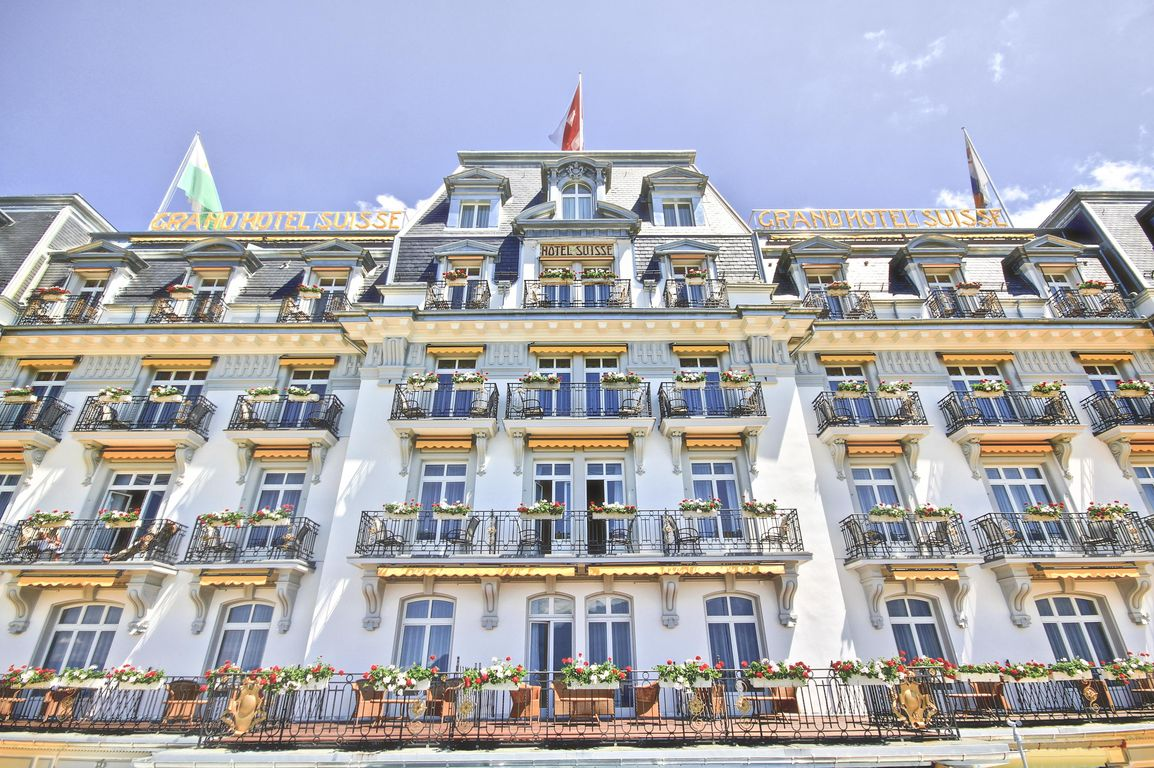 Grand Hotel Suisse Majestic In Montreux Jetzt Bei Autograph Collection Hotels Tageskarte