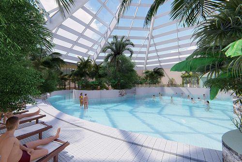 Sunparks De Haan aan Zee wird Center Parcs Park De Haan und investiert 39 Millionen Euro - TAGESKARTE