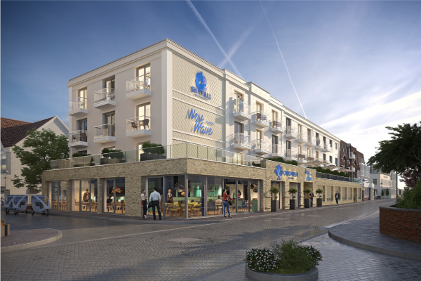 New Wave Neues Boutique Hotel Auf Norderney Mit Ex La Vie