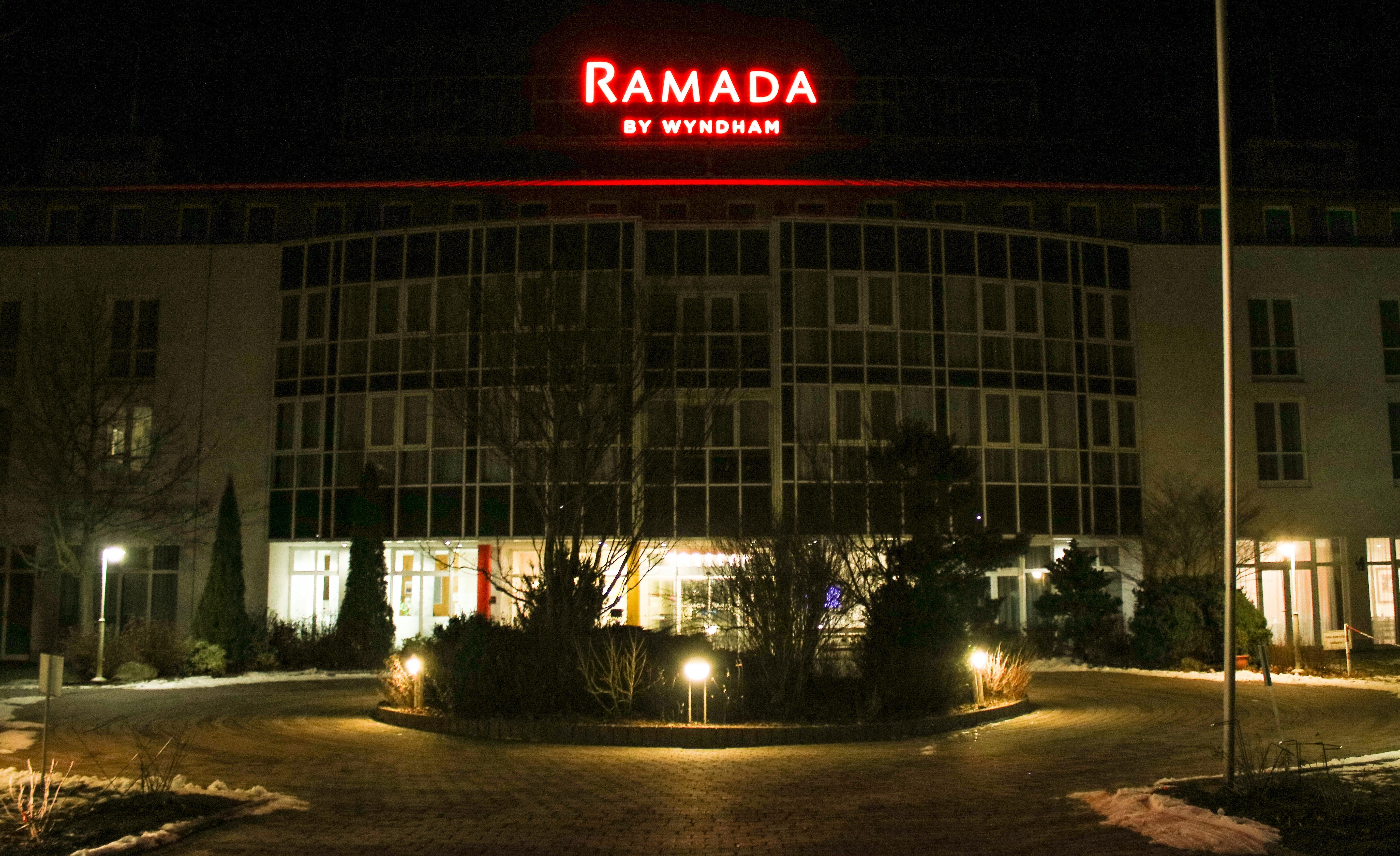 Ramada By Wyndham Startet In Weimar Tageskarte
