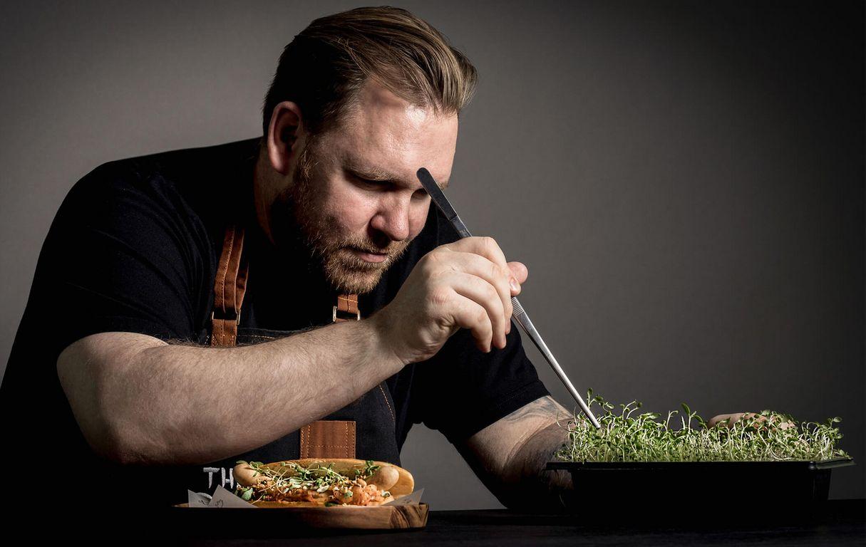 Falt Bjorn Swanson Eroffnet Eigenes Restaurant In Berlin Tageskarte